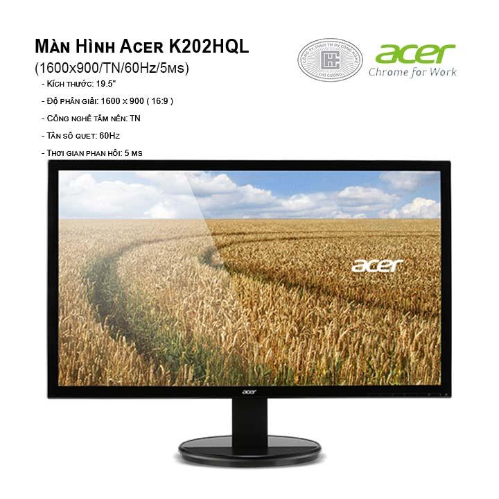Màn hình Acer K202HQL