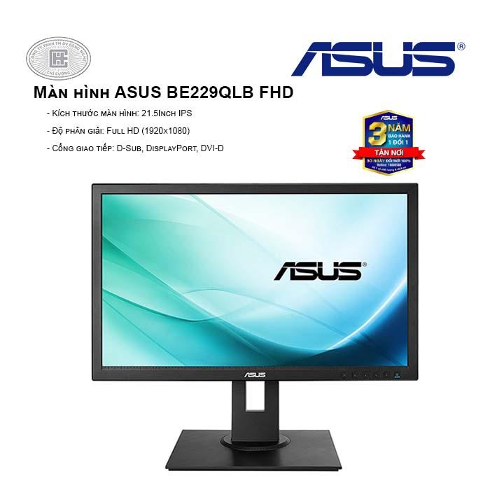 Màn hình Asus BE229QLB  IPS FHD