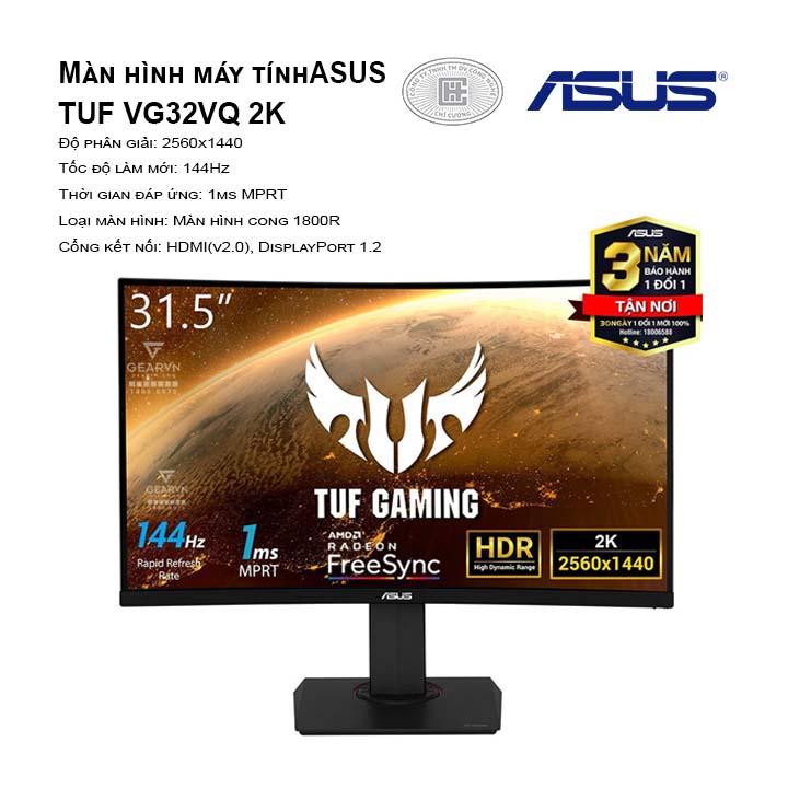 Màn hình ASUS TUF VG32VQ