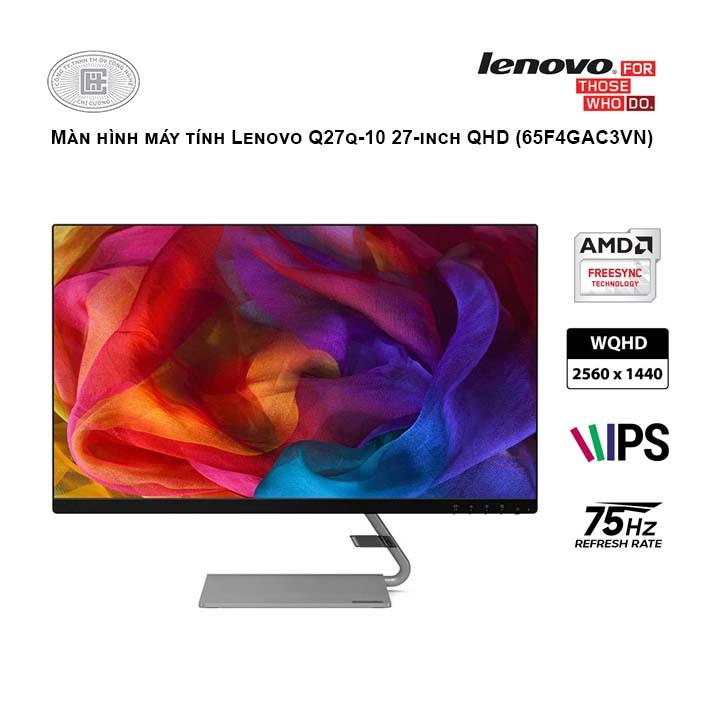 Màn hình Lenovo Q27q-10 27-inch QHD (65F4GAC3VN)