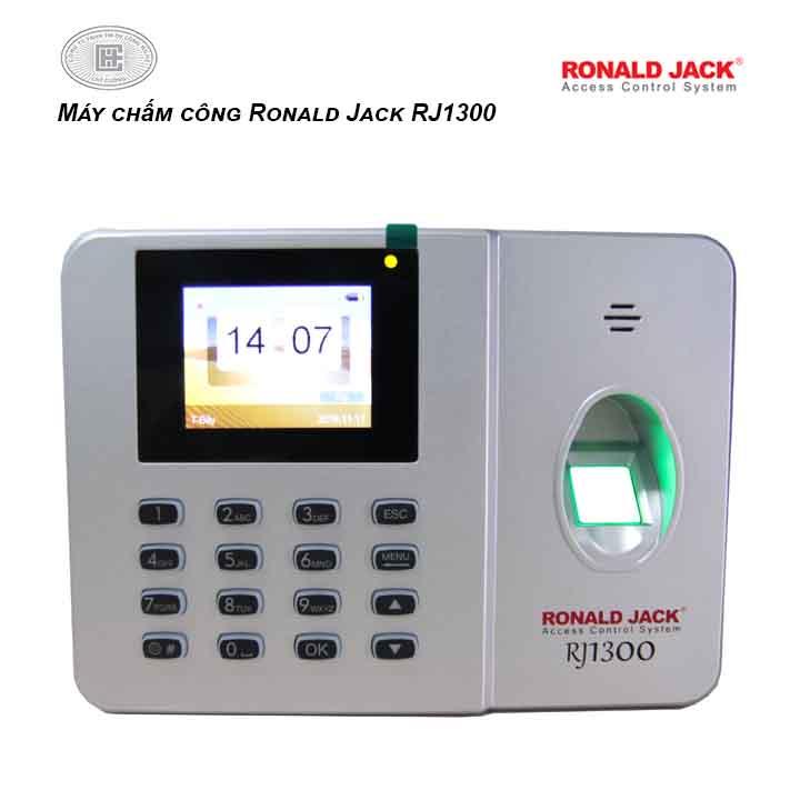 Máy chấm công Ronald Jack RJ1300