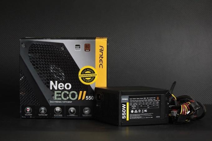 Nguồn Antec Neo ECO II 550
