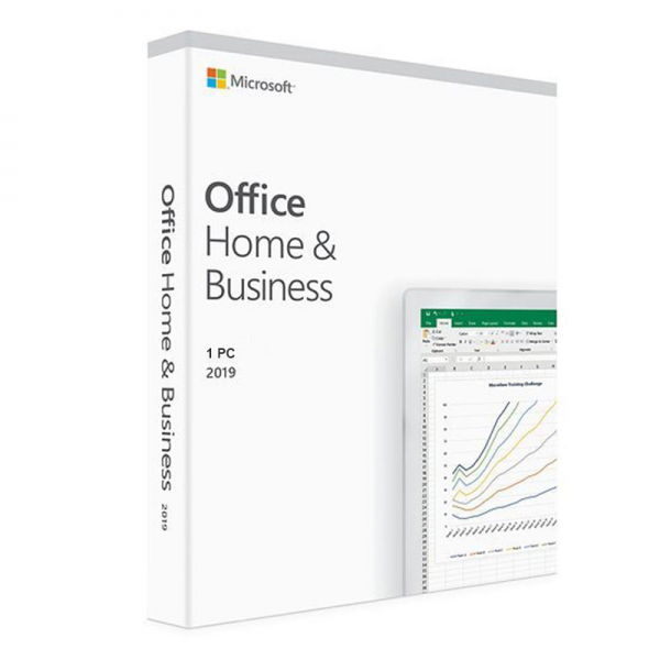 Office Home and Business 2019 English APAC EM Medialess (T5D-03302)