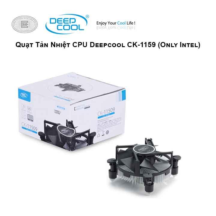 Tản nhiệt khí CPU DEEPCOOL CK-11509
