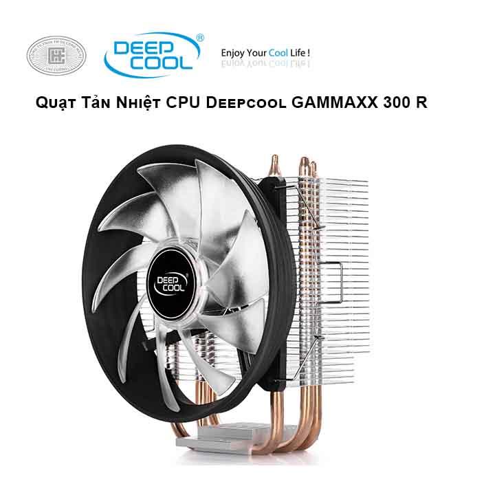 Tản nhiệt khí CPU DEEPCOOL GAMMAXX 300 R