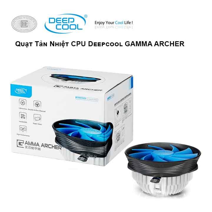 Tản nhiệt khí CPU DEEPCOOL GAMMA ARCHER