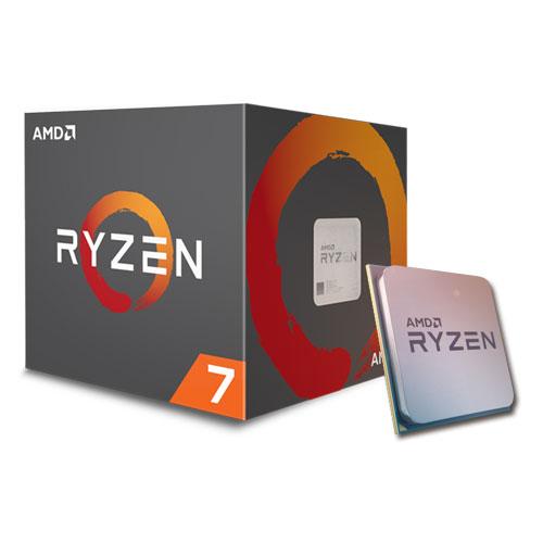 CPU AMD Ryzen 7 1700X