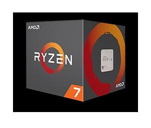 CPU AMD Ryzen 7 1800X