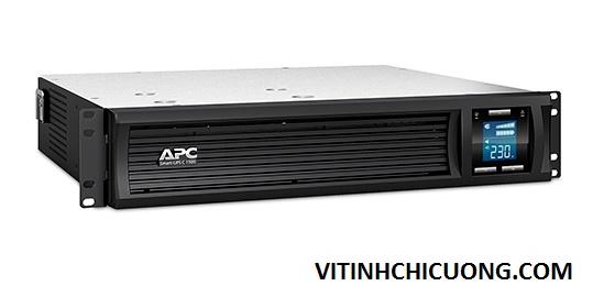 BỘ LƯU ĐIỆN APC Smart-UPS C 2000VA 2U Rack mountable 230V - SMC1500I-2U - DÒNG APC SMART-UPS SMC (2 YEAR WARRANTY)