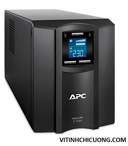 BỘ LƯU ĐIỆN APC Smart-UPS C 1500VA LCD 230V - SMC1500I - DÒNG APC SMART-UPS SMC (2 YEAR WARRANTY)