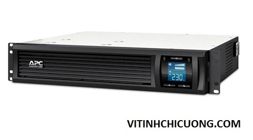 BỘ LƯU ĐIỆN APC Smart-UPS C 2000VA 2U Rack mountable 230V - SMC2000I-2U - DÒNG APC SMART-UPS SMC (2 YEAR WARRANTY)