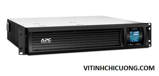 BỘ LƯU ĐIỆN APC Smart-UPS C 3000VA LCD 230V - SMC3000RMI2U - DÒNG APC SMART-UPS SMC (2 YEAR WARRANTY)