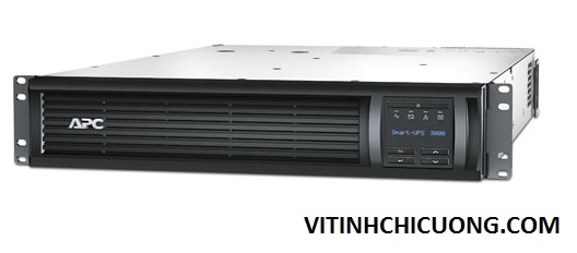 BỘ LƯU ĐIỆN APC Smart-UPS 3000VA LCD RM 2U 230V - SMT3000RMI2U - DÒNG APC SMART-UPS LOẠI RACKMOUNT (CHO SERVER)