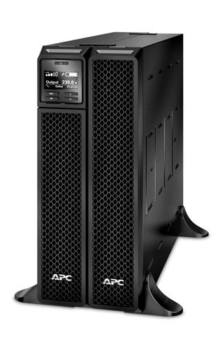 BỘ LƯU ĐIỆN APC Smart-UPS On-Line,2700 Watts /3000 VA,Input 230V -  SRT3000XLI - DÒNG APC SMART-UPS RT ON-LINE (for servers, voice / data networks, medical labs, and light industrial applications)