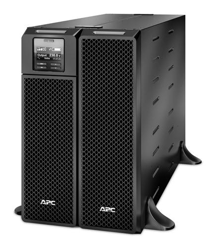 BỘ LƯU ĐIỆN APC Smart-UPS On-Line,4500 Watts /5000 VA,Input 230V /Output 230V -  SRT5KXLI - DÒNG APC SMART-UPS RT ON-LINE (for servers, voice / data networks, medical labs, and light industrial applications)