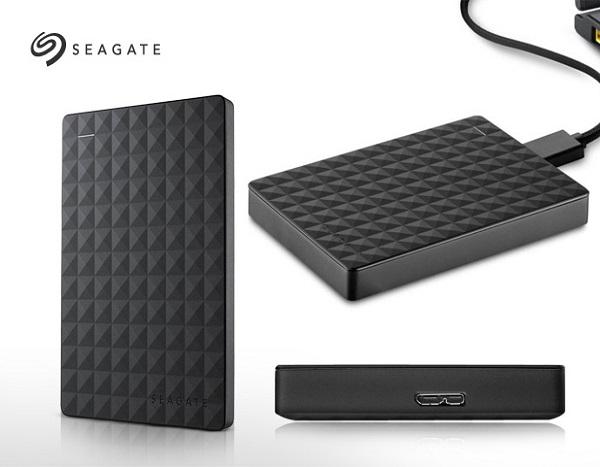 Ổ cứng di động Seagate® Expansion Portable Drive 1TB 3.0