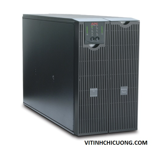 BỘ LƯU ĐIỆN APC Smart-UPS RT 10000VA 230V - SURT10000XLI - DÒNG APC SMART-UPS RT ON-LINE (for servers, voice / data networks, medical labs, and light industrial applications)