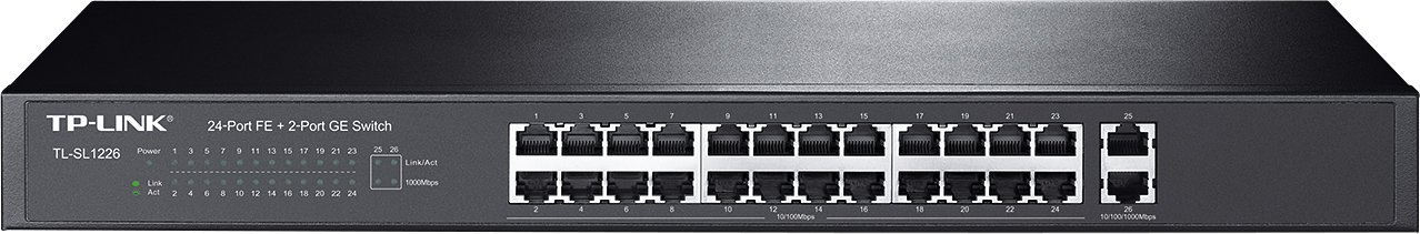SWITCH TP LINK 10/100 M TL SL1226