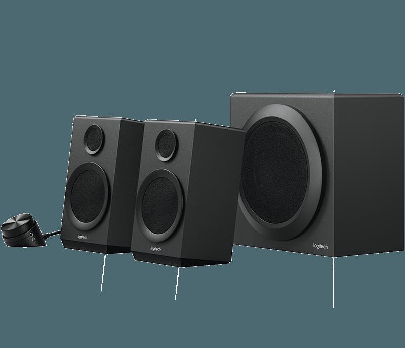 LOA LOGITECH Multimedia Speakers Z333