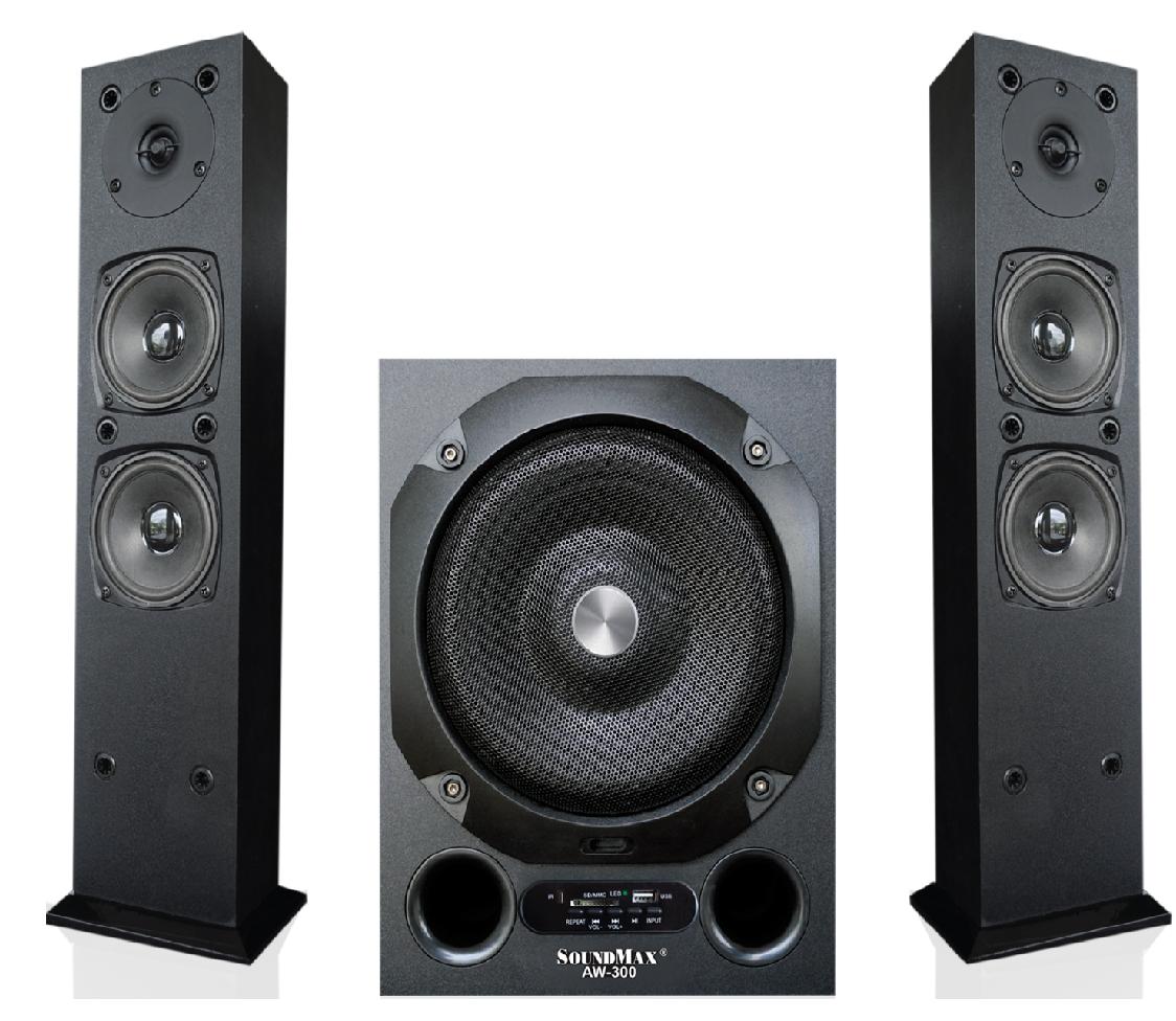 loa sound max AW300 2.1