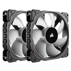 FAN CASE CORSAIR ML140 Magentic Dual Pack - Non LED - Hộp 2 FAN - CO-9050044-WW