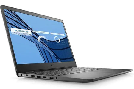 Laptop Dell Vostro 3500 i7 1165G7/8GB/512SSD/15.6FHD/BT4/3C42WHr/ĐEN/W10SL/2GD5_MX330/ProSup