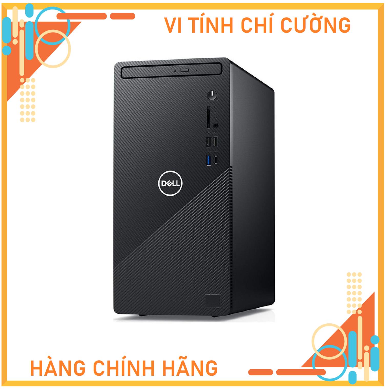 Máy tính để bàn - PC Dell Inspiron 3881 MT 0K2RY3 (Core i3-10100 | 8GB | 1TB SSD | Intel UHD | Win 10 + Office Home ST)