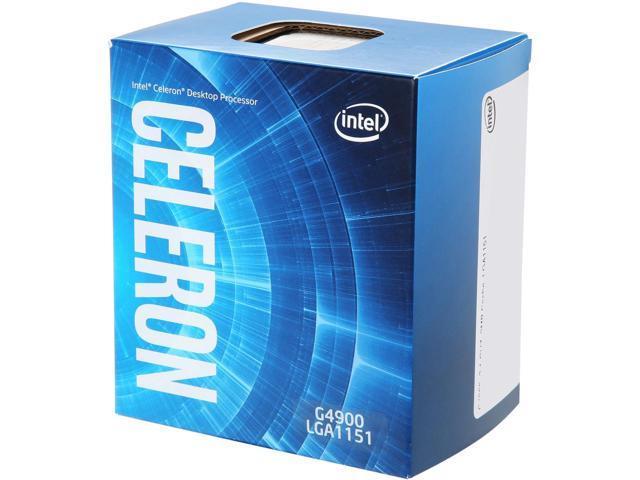 CPU Intel Celeron G4930 ( Coffee Lake)