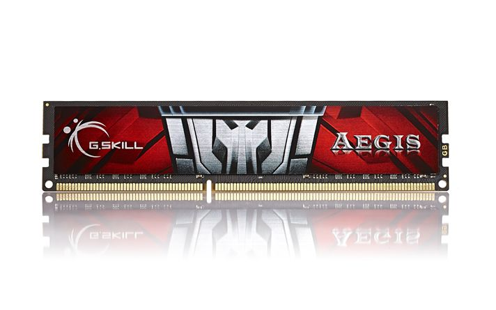 Ram PC GSKill AEGIS DDR3 4GB bus 1600 - F3-1600C11S-4GIS (Game E)