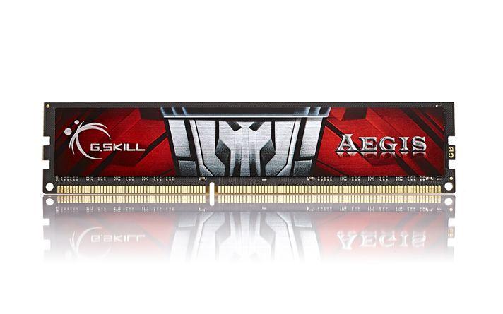 Ram GSKill AEGIS DDR3 8GB bus 1600MHz - F3-1600C11S-8GIS