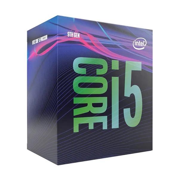 CPU Intel Core i5 9600 / 9M / 3.1GHz upto 4.60GHz / 6 nhân 6 luồng