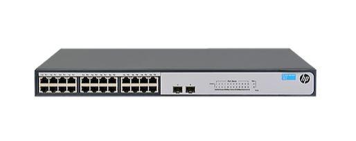 HP V1420-24G-2SFP Switch JH017A - Gigabit UNMANAGED SWITCH