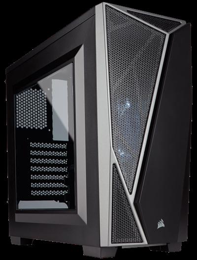 THÙNG CASE CORSAIR - SPEC-04 Black / Grey - CC-9011109-WW