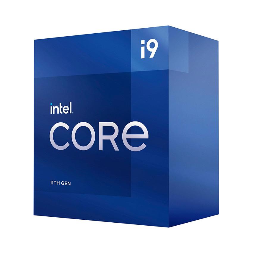 CPU Intel Core i9-11900 (2.5GHz turbo up to 5.2Ghz, 8 nhân 16 luồng, 16MB Cache, 65W) - Socket Intel LGA 1200