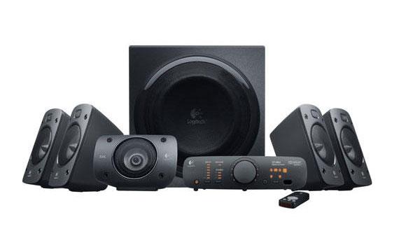 LOA LOGITECH Surround Sound Speakers Z906