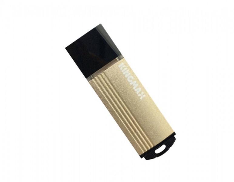 Ổ cứng di động/ USB Kingmax 16GB MA-06 (Vàng, đen, USB 3.0)