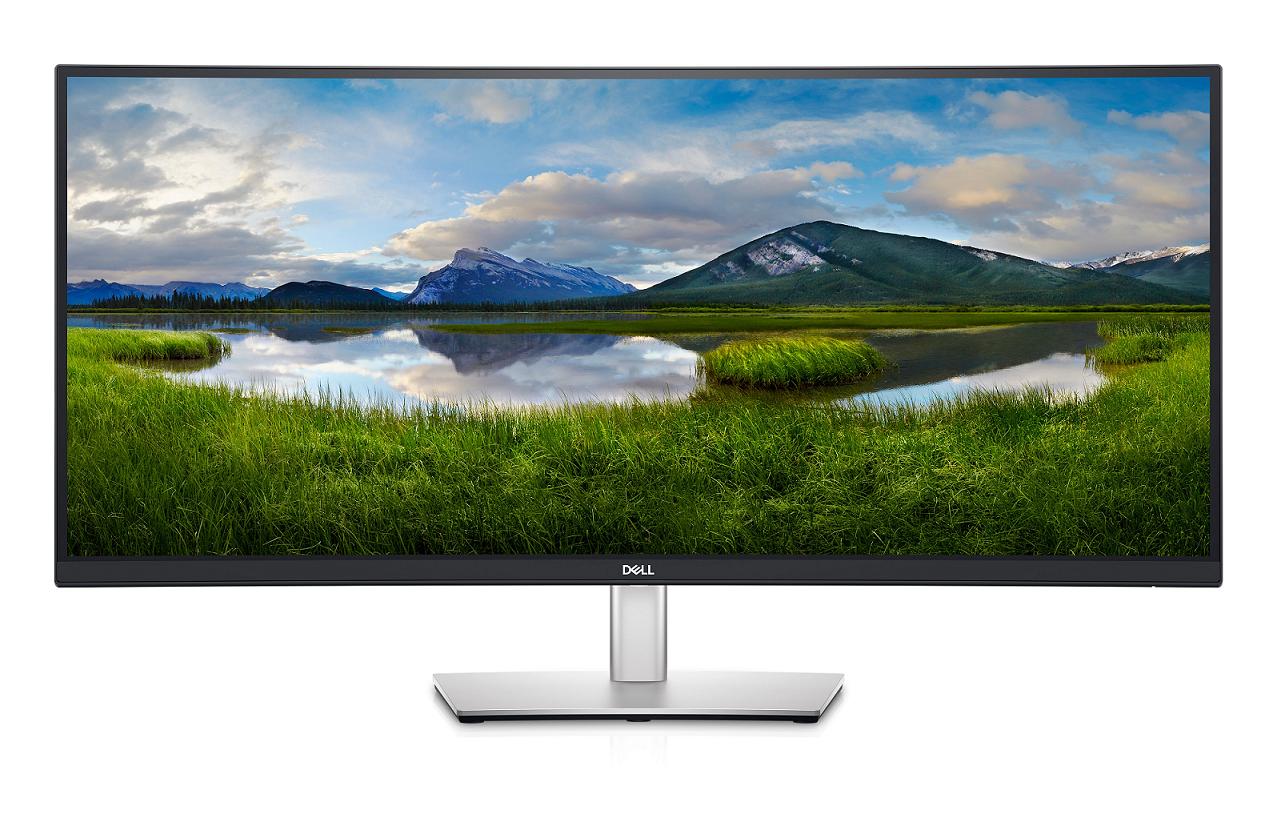 Màn hình Dell Ultrawide P3421W Cong 3440 x 1440/ IPS/ 60Hz/ 5ms/ USB-C
