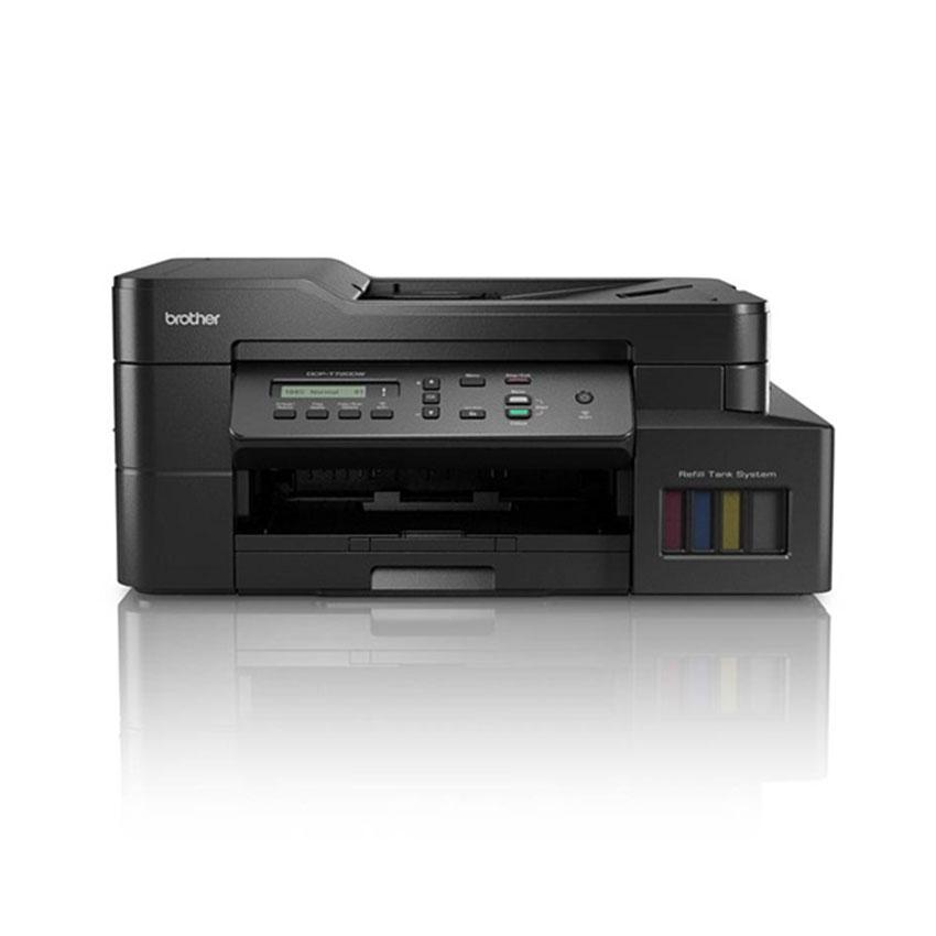 Máy in phun màu đa chức năng Brother DCP-T720DW In - Copy – Scan - Wireless - Đảo mặt tự động