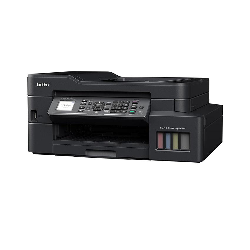 Máy in phun màu đa chức năng Brother MFC-T920DW In - Copy – Scan – Fax - LAN - Wireless - Đảo mặt tự động