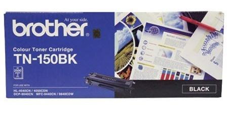 Mực in Brother TN-150 BK màu đen dùng cho HL-4040CN/4050CDN/MFC-9840CDW (Black)