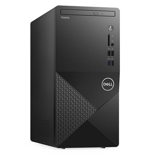 Máy tính để bàn -  PC DELL VOSTRO 3888MT i5-10400(6*2.9)/4GD4/1T7/5in1/WLn/BT4/KB/M/ĐEN/W10SL/ProSup/1Y