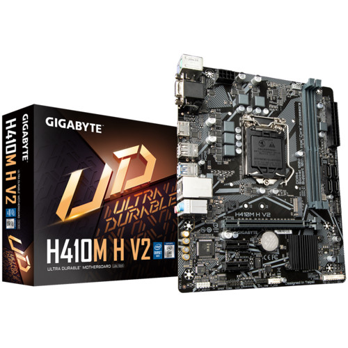 Mainboard Gigabyte H410M-H (V2)