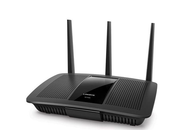 Max-Stream AC1900 MU-MIMO Gigabit WiFi Router LINKSYS EA7500S-AH