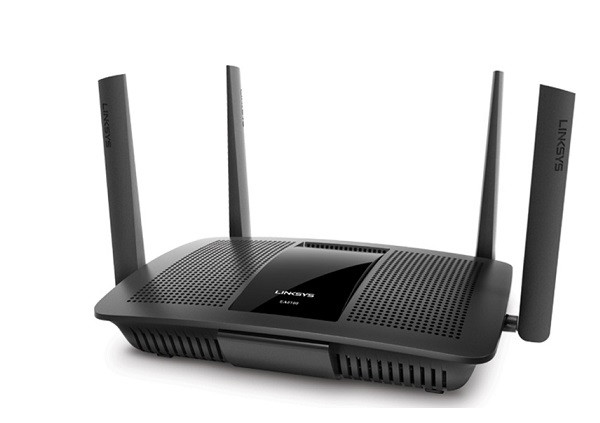 AC2600 MU-MIMO Gigabit WiFi Router LINKSYS EA8100-AH