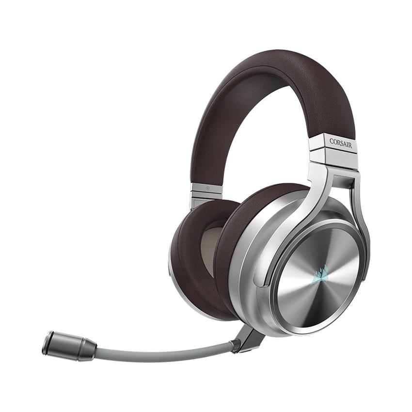 Tai nghe không dây Corsair Virtuoso RGB SE Espresso - CA-9011181-AP