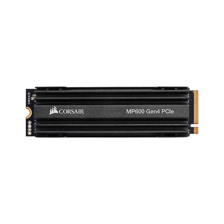 Ổ cứng vi tính gắn trong Corsair SSD 2TB MP600 Gen 4 PCIe x4 - NEW Up to 4,950MB/s Sequential Read, Up to 4,250MB/s Sequential Write