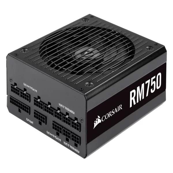 Nguồn máy tính Corsair RM750 80 Plus Gold - Full Modul