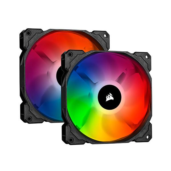 Fan case Corsair  ML120 PRO RGB Bộ 3 fan120mm kèm Node PRO - CO-9050076-WW