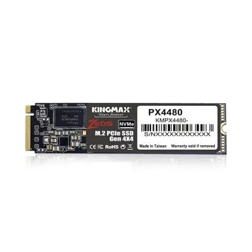SSD Kingmax Zeus PX4480 1TB M.2 PCIe NVMe - Gen4x4