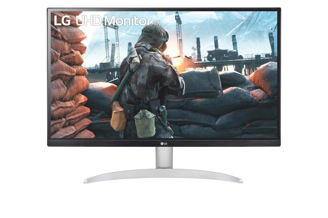 Màn hình LG 27UP600-W - 27'' UHD 4K IPS - VESA DisplayHDR™ 400